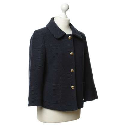 Moschino Blazer con colletto Peter Pan