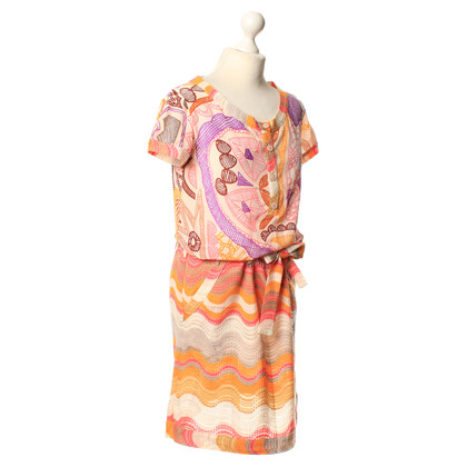 Missoni Multi-colored dress with pattern