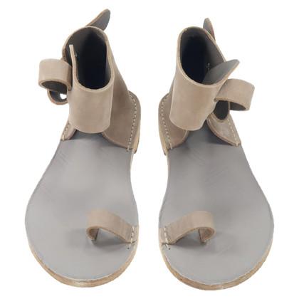 Maison Martin Margiela Suède sandalen