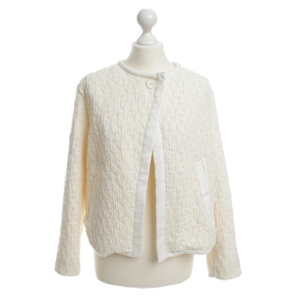 Iro Short jacket in cream