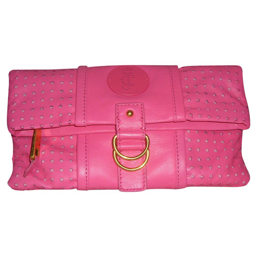0ab037874900 Juicy Couture Shoulder bag in Pink - Second Hand Juicy Couture ...
