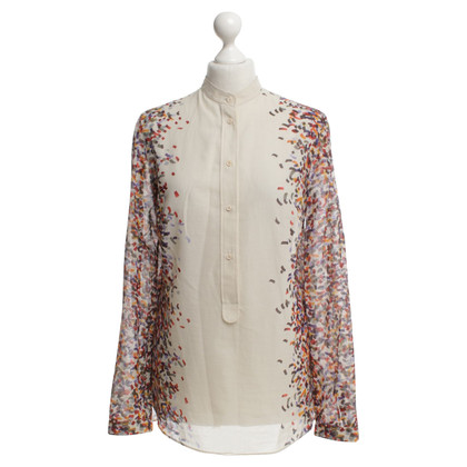 Akris Blouse with graphic print