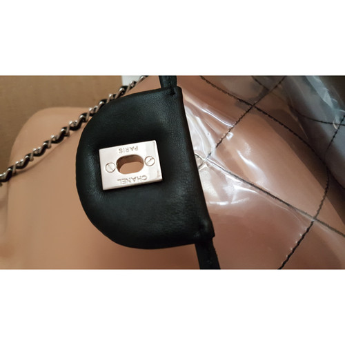 4a28706f918c Chanel Flap Bag in black - Second Hand Chanel Flap Bag in black buy ...