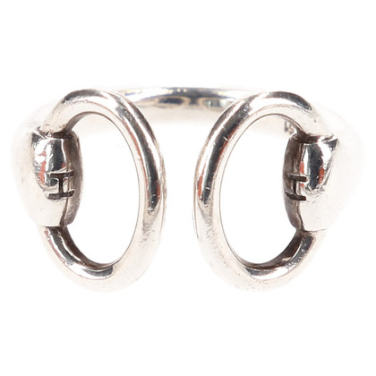 Hermès Ring van zilver