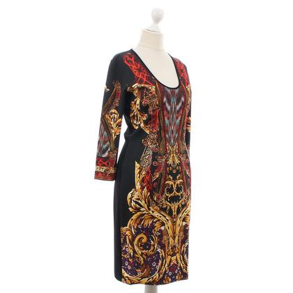 Just Cavalli Print jurk