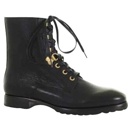 Fred de la Bretoniere Lace-up boots
