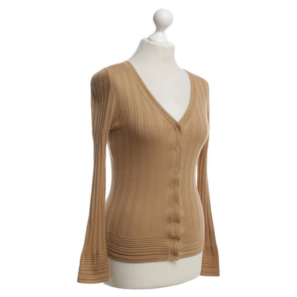 Alberta Ferretti Sweater in ocher