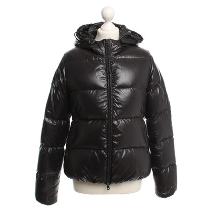 Duvetica Down jacket in black