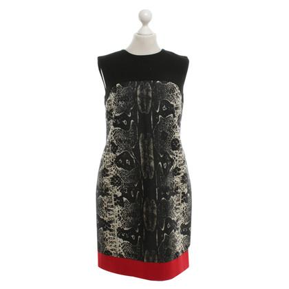Giambattista Valli Dress with reptile pattern