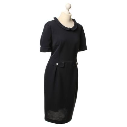 Aigner Kleid in Dunkelblau