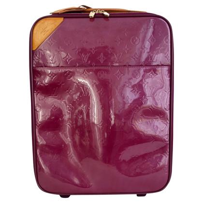 """Louis Vuitton """"Pégase 45 Monogram Vernis"""""""