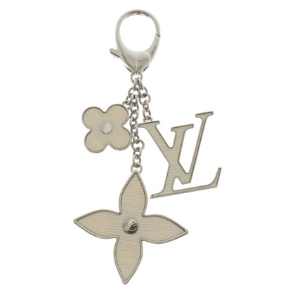 Louis Vuitton Sleutelhanger met logo applicatie
