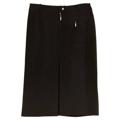 Missoni Black woolen skirt