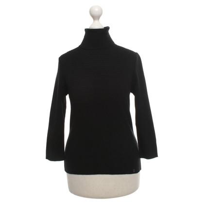 Versace Sweater in black