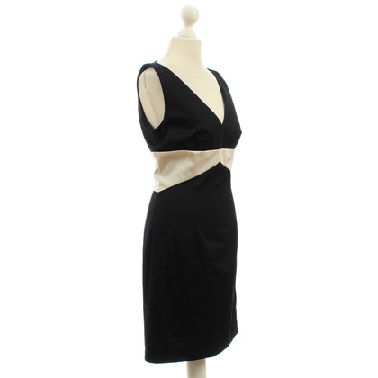 "Hugo Boss Black and white dress ""Kajana"""