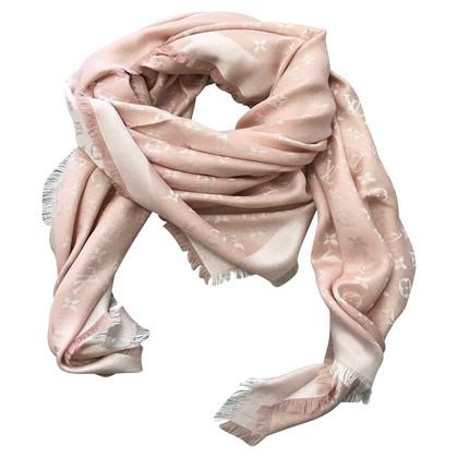 Louis Vuitton Monogram doek in roze
