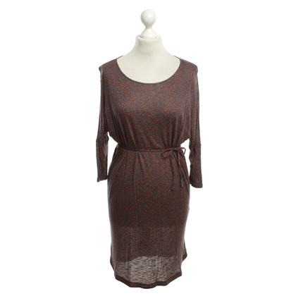 Woolrich Kleid in Petrol mit Muster