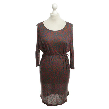 Woolrich Dress in Petrol with pattern