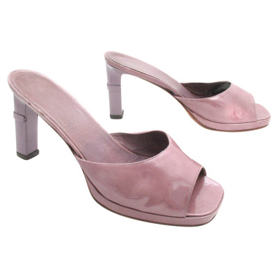 b03f549763f Chaussures compensées Chanel Second Hand  boutique en ligne de ...