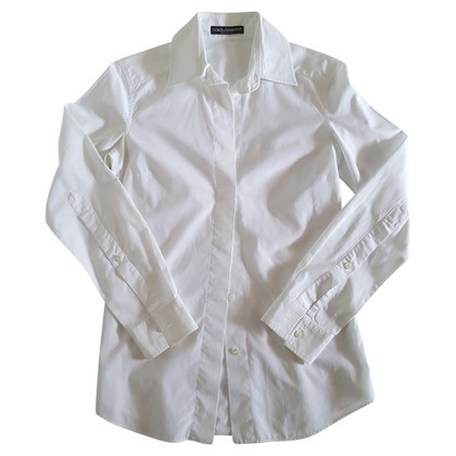 Dolce & Gabbana Witte blouse