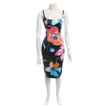 D&G Dress with a floral pattern