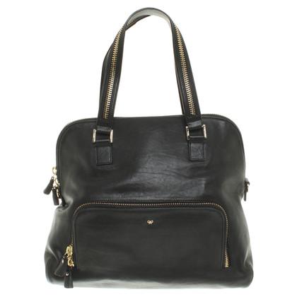 Anya Hindmarch Maxi Rollin Zip Bag