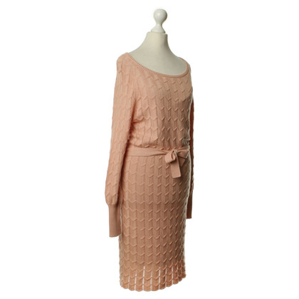 Hoss Intropia Rosé knit dress