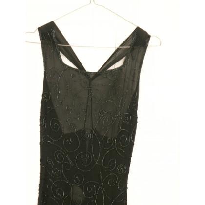 Armani Collezioni Maxi vestito con ricami di perle