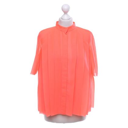 Cos Camicetta oversize in arancione neon