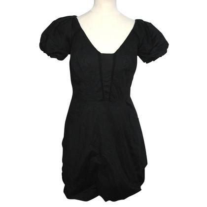 Armani robe noire