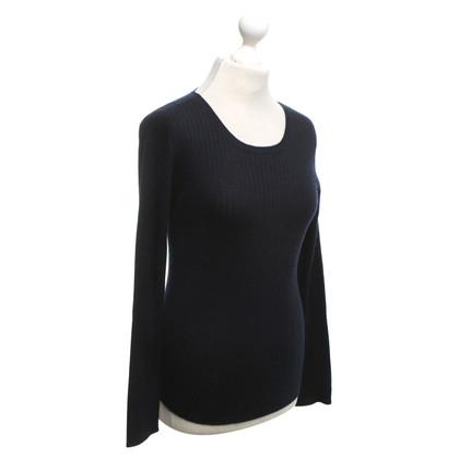 FTC Sweater in donkerblauw