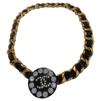 Chanel Cintura con fibbia logo