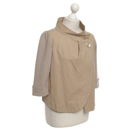 Agnona Jacket in beige