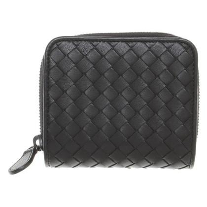 Bottega Veneta Wallet in Black