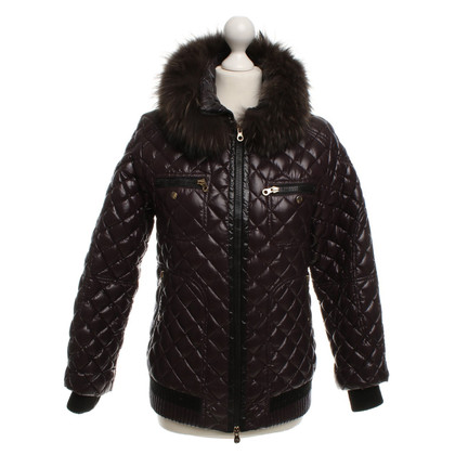 Duvetica Down jacket in purple