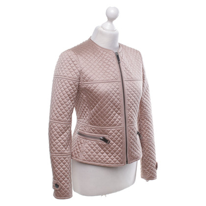 Burberry Quilted jacket in nude