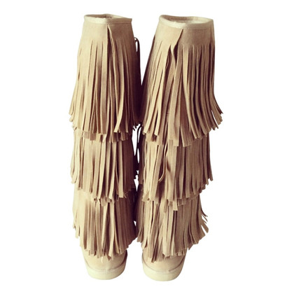 Juicy Couture Boots with fringe