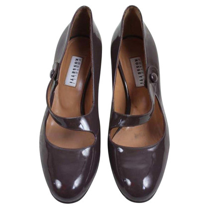 Fratelli Rossetti Patent leather pumps