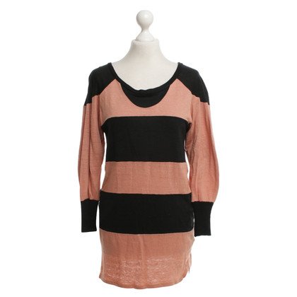 Isabel Marant top in black / nude