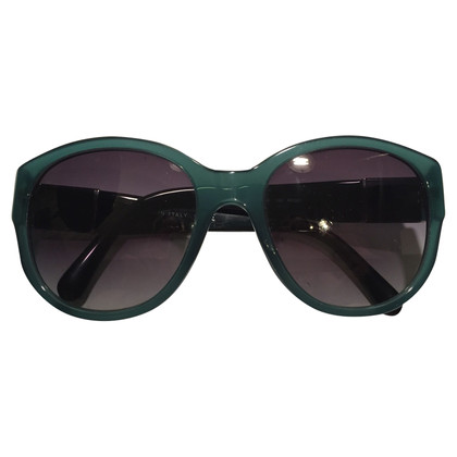 Chanel Green sunglasses