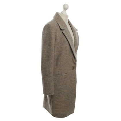 IQ Berlin Coat in Beige
