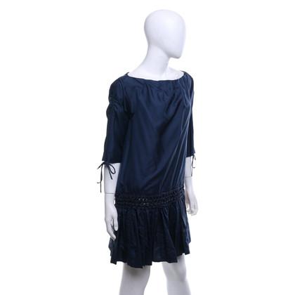 Hoss Intropia Vestito di blu
