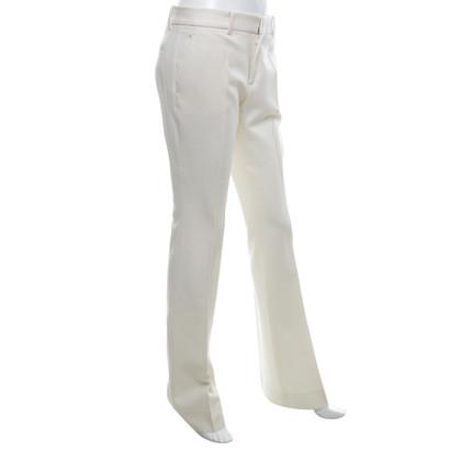 Gucci Pantaloni in crema