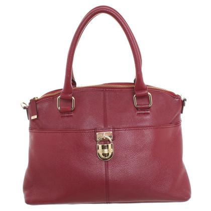 Calvin Klein Handbag in Bordeaux