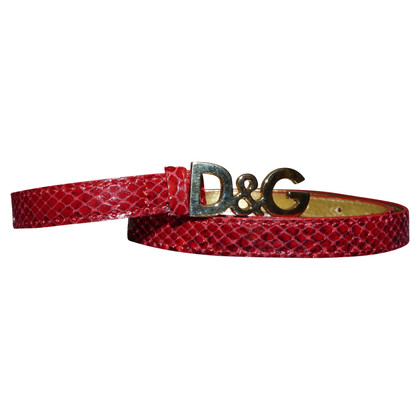 D&G riem