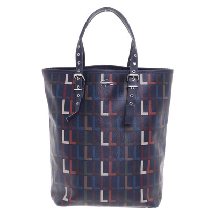 Lacoste Shopper with pattern