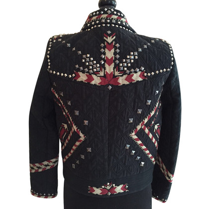 Isabel Marant Ethno jacket with studs