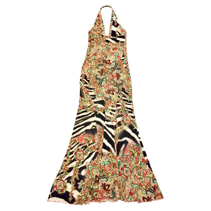 Roberto Cavalli lange jurk