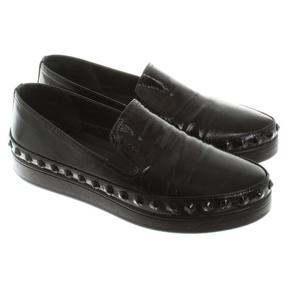 Prada Loafer in nero
