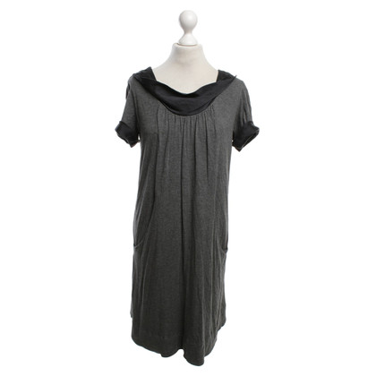 Twin-Set Simona Barbieri Kleid mit Besatz